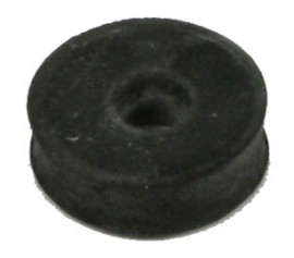 Floor Tray Spacer Rubber Black 6mm