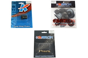 Kartech Carded Items